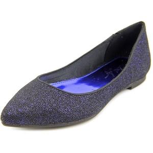 Mari A. Pointe Women US 6.5 Blue Flats