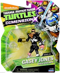 Casey Jones Space Vigilante Teenage Mutant Ninja Turtles Dimension X Action Figure by Dimension X