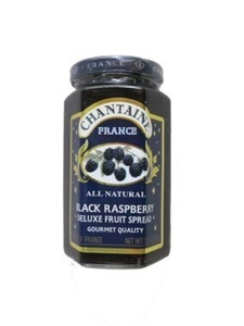 Chantaine Deluxe Preserves, Black Raspberry, 11.50-Ounce (Pack of 6) by Chambord Deluxe