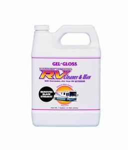 Gel-Gloss RV Cleaner and Wax with Carnauba - 128 oz. by Gel-Gloss RV
