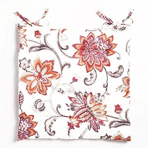 Eva Floral Chair Cushion