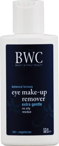 Beauty Without Cruelty Eye Make-Up Remover Extra Gentle -- 4 fl oz
