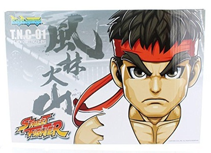 Big Boy Toys Street Fighter: TNC-01 Ryu PVC Figure by Big Boy Toys
