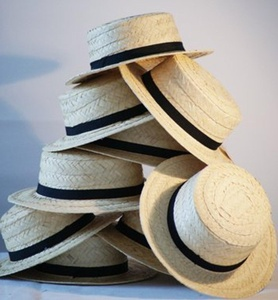 Victorian-Steampunk-Dance Show-Historic Days STRAW BOATER 5 HATS Bulk Buy Discounts by CRAZYLADIES COSTUMES