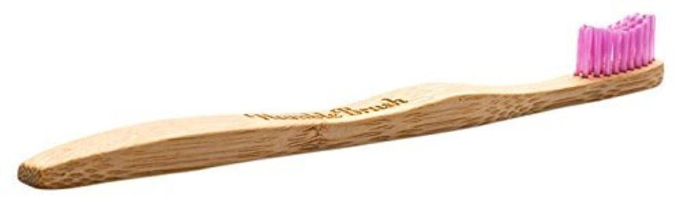 Humble Brush Purple Bamboo Toothbrush by Humble Brush
