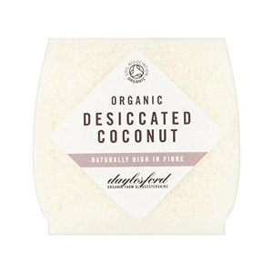 Daylesford Organic Desiccated Coconut 125g - Pack of 2