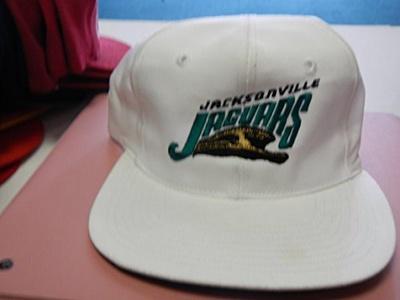 Jacksonville Jaguars Adjustable Baseball Hat By The Game