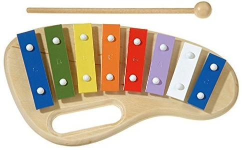 Marbel - Xylophone With Handle by New Classic Toys