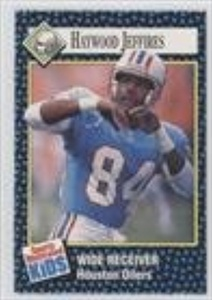 Haywood Jeffires (Trading Card) 1992-00 Sports Illustrated for Kids - [Base] #94