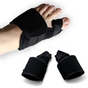1 Pair Bunion Corrector Big Toe Bunion Splint Straightener Corrector Hallux Valgus Pain Relief Foot Pain Relief Corrector (M)