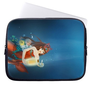 Eratio Mermaids Neoprene Protective Laptop Sleeve 10 Inch Macbook Air Case Macbook Pro Sleeve and 10 Inch Laptop Bag Cover