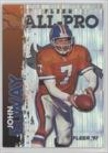 John Elway (Football Card) 1997 Fleer - All-Pro #6
