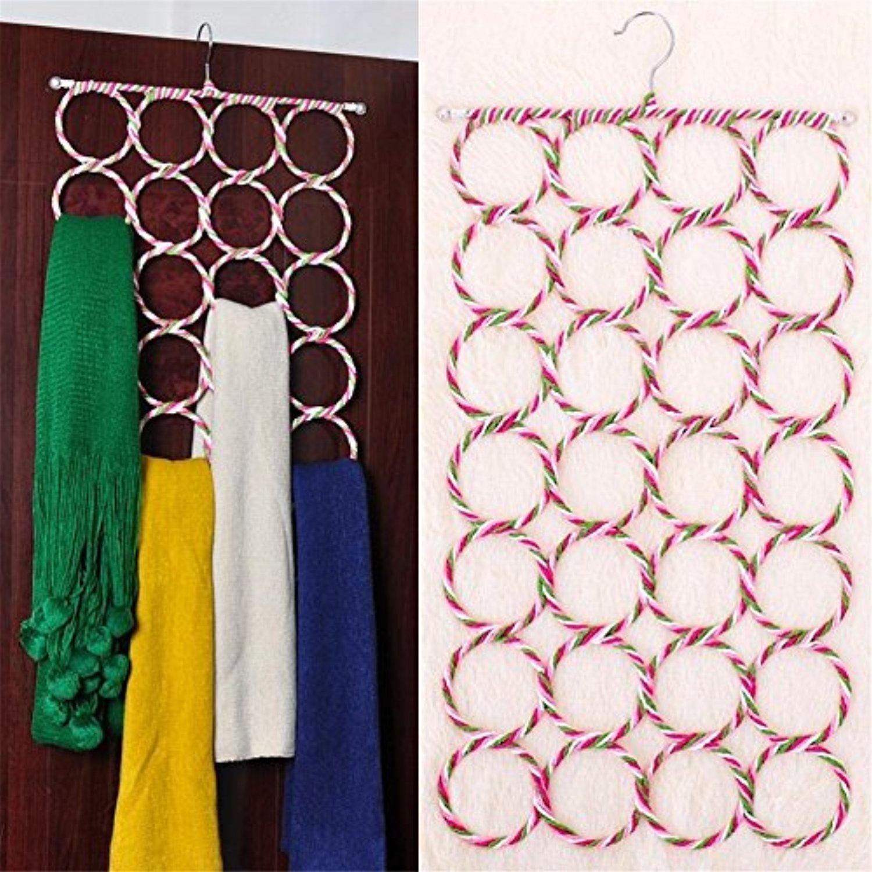 Органайзер для шарфов и галстуков 89