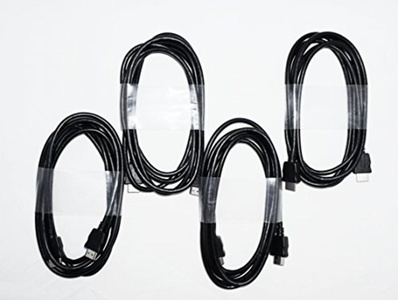 4 Pack - Dish Network 8 Foot HDMI Cable