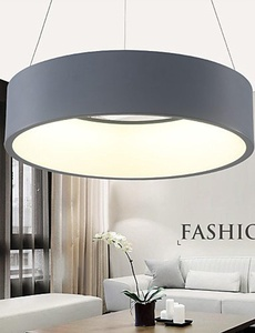 LXVW Modern FASHION LED pendant lights Metal Living Room / Bedroom / Dining Room /Study Room/Office , warm white-110-120v