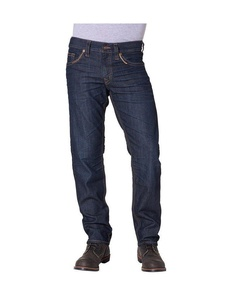 Silver Jeans Denim Mens Eddie Tapered 34 x 30 Dark Wash M42995SMC426