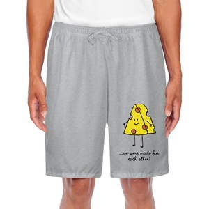 Men's Athletic Cheesy Best Friends 2 Training Shorts