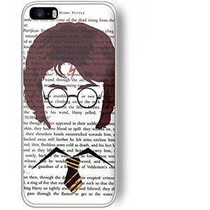 Harry Potter Black Magic Spells for Samsung Galaxy S6 Edge White Rubber case