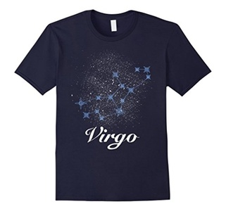 Men's Virgo T Shirt Im Virgo T Shirt Medium Navy