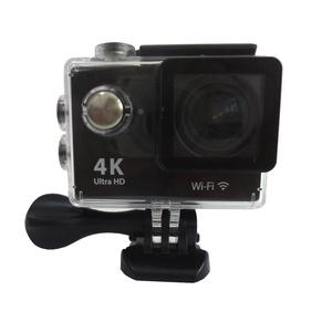 4K Ultra HD Action Camera Wifi 1080P 60fps 16MP 2.0 inch Waterproof Sport Video Camera Car Helmet Camcorder MDV9000R(black)