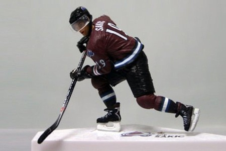 McFarlane Toys NHL Sports Picks Series 3 Joe Sakic Action Figure by Sports Picks