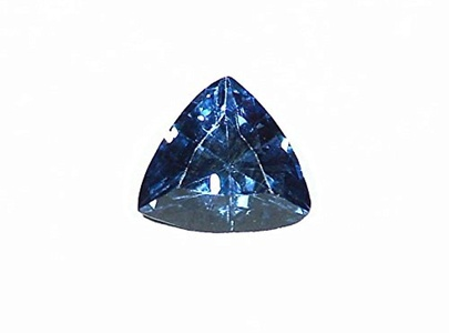 0.75ct Natural Blue Spinel Burma Clean Faceted Gem Grade USA Cut Healing Gemstone