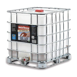 Armor Protective Packaging - METALRESCUE330TOTE - 330 gal. Rust Remover, 1 EA
