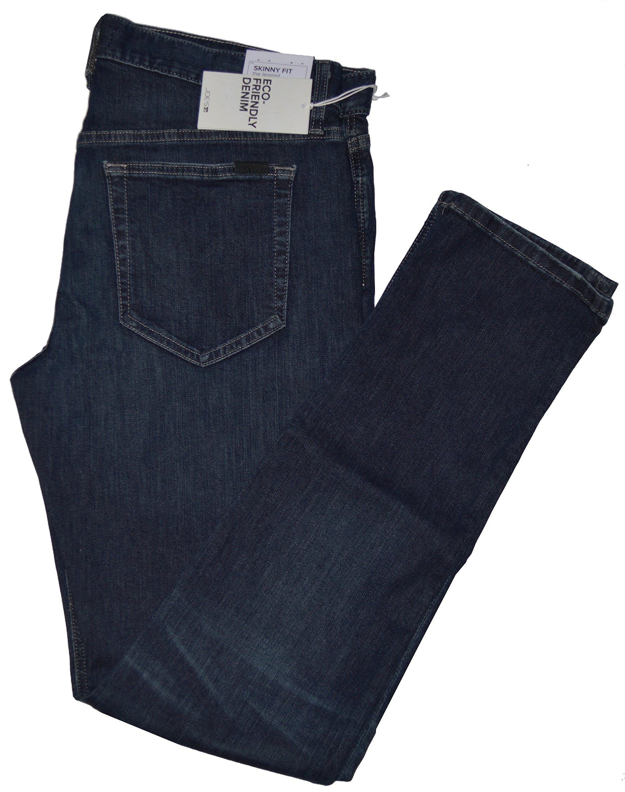 Joe's Jeans Men's Skinny Fit The Legend Kassidy Blue Denim Jeans (33)