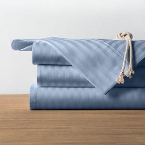 1800 Count 4 Piece Soft Wrinkle Free Deep Pocket Bed Sheet Set Blue/Full
