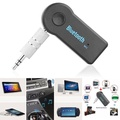 Hands-Free Wireless 4.1 Bluetooth Audio Music Receiver Adapter 3.5mm Stereo A2DP Car Kit For Music Streaming Sound System