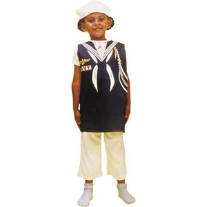 Dexter Early Childhood Occupations Children's Costume - Sailor by Dexter Educational Toys