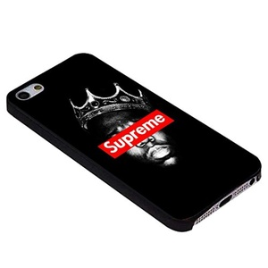 Supreme Crowns Notorious 2 For iPhone Case (iPhone 6S plus black)