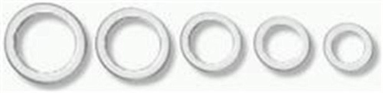 Earl's 177010ERL AN 901 Aluminum Crush Washer by Earl's Performance