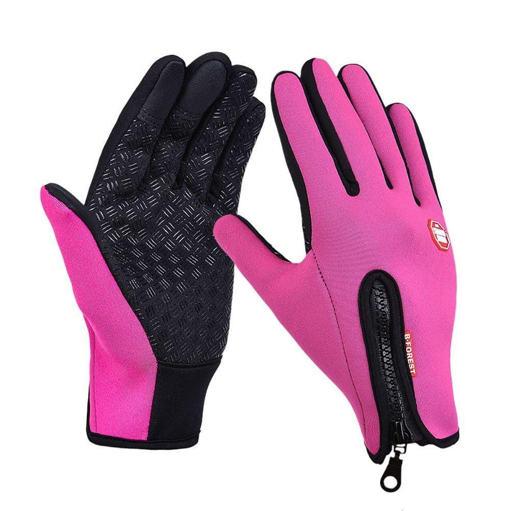 Driving texting gloves - Balight Winter Cold Weather Cycling Gloves Touch Screen Gloves Driving Texting Gloves For Men Women