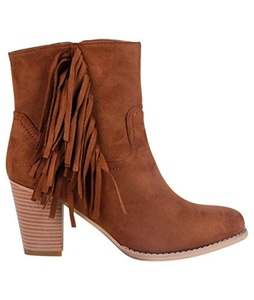 Chelsea Ankle Boots (17257-TAN-5)