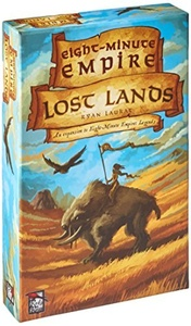 Eight-Minute Empire Lost Lands by Red Raven Games
