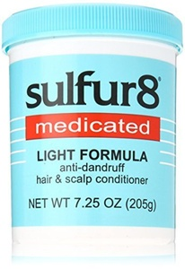 Sulfur8 Medicated Light Formula Anti-Dandruff Conditioner, 7.25 Ounce by Sulfur 8