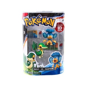 Pokemon Series 1 Snivy vs Panpour Action Figure 2-Pack by Pokemon Black & White Toys & Action Figures