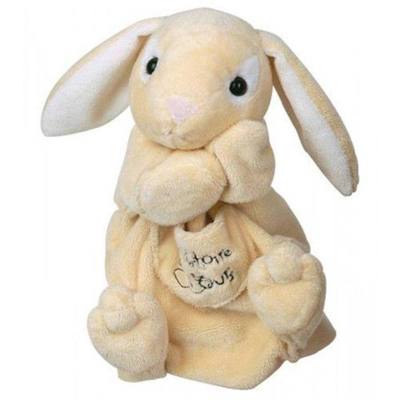 Плюшевые кролики своими руками