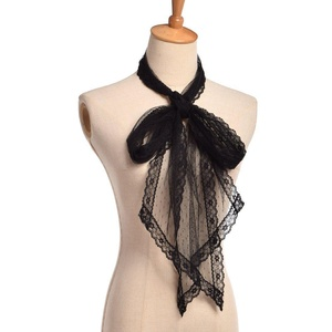 Blessume Gothic Scarf Black