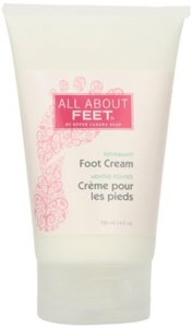 All About Soothing Foot Cream, 4 Ounce by All About 8