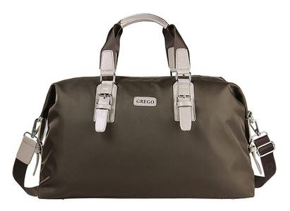 Grego Unisex Waterproof Nylon Large Capacity Travel Duffle Bag