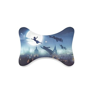 Peter Pan Custom Car-Seat Neck Pillow Travel Pillow Neck Rest Cushion (Only One)