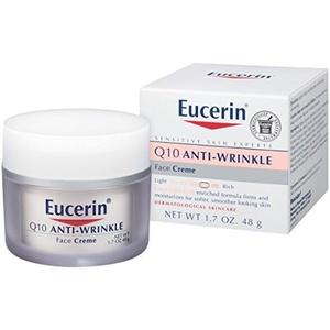 Eucerin Sensitive Facial Skin Q10 Anti-Wrinkle Sensitive Skin Creme 48g by Eucerin