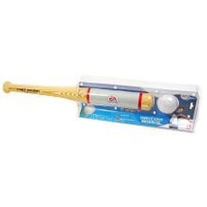 EA Sports Sweet Spot Sports Soft Baseball Bat & Ball Hear The Crowd by EA Sports