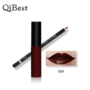 Laimeng, Waterproof Lip Liner Pencil Long Lasting Lipstick perfect combination Make up Tools (RD05)