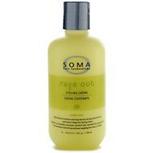 Soma Rage Out Texturizer Styling Creme 8 oz by Soma Hair by Soma Hair