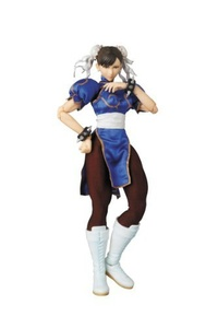 Street Fighter IV Chun-Li Real Action Heroes Version 2.0 by Street Fighter