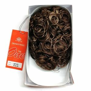 Sepia Drawstring Hair Pony Tail & Hair Extension F14.24 Light Brown