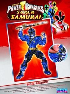 Pin-It Power Ranger (Blue) by Pin -It